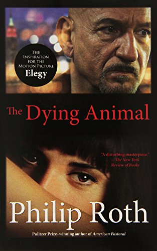 The Dying Animal written by Philip Roth