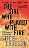 The Girl Who Played With Fire, Larsson, Stieg