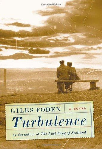 Turbulence: A novel, Foden, Giles
