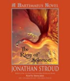 The Ring of Solomon: A Bartimaeus Novel by…