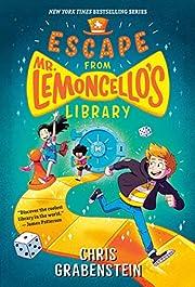 Escape from Mr. Lemoncello's Library por…
