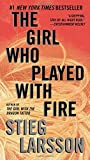 The Girl Who Played with Fire (2006) (Book) written by Stieg Larsson