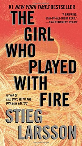 The Girl Who Played with Fire written by Stieg Larsson