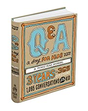 Q & A a Day for Kids: A Three-Year Journal…