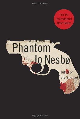 Phantom, Nesbo, Jo