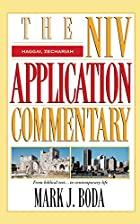 The NIV Application Commentary Haggai and…
