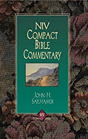 NIV Compact Bible Commentary af John H.…