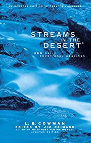 Streams in the Desert: 366 Daily Devotional…