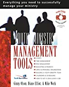 Youth Ministry Management Tools by Ginny…