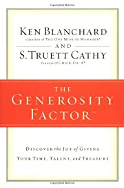 The Generosity Factor: Discover the Joy of…