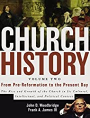 Church History, Volume Two: From…