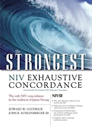 The Strongest NIV Exhaustive Concordance…