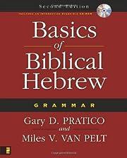 Basics of Biblical Hebrew Grammar, 2nd…