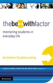 The Be-With Factor: Mentoring Students in…