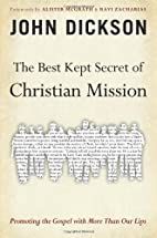 The Best Kept Secret of Christian Mission:…