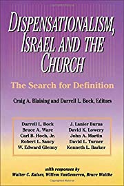 Dispensationalism, Israel and the Church av…