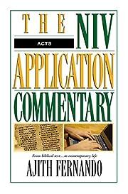 Acts (The NIV Application Commentary) av…