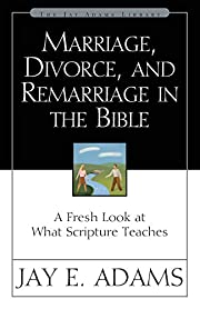 Marriage, Divorce, and Remarriage in the…
