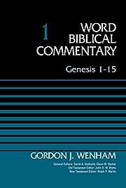 Genesis 1-15, Volume 1 (1) (Word Biblical…