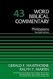 43 (WBC), Philippians av Gerald F. Hawthorne