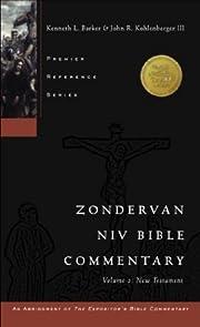 Zondervan NIV Bible Commentary, Volume 2:…