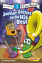 Junior Battles to Be His Best (I Can Read! /…