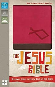 NIV, The Jesus Bible, Leathersoft,…