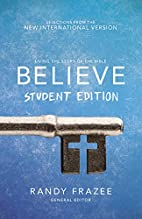 Believe Student Edition, Paperback: Living…