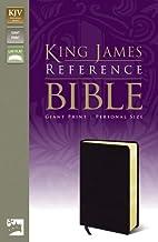 KJV, Reference Bible, Giant Print, Personal…