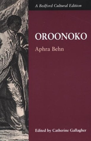 Oroonoko; or, the Royal Slave