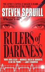 Rulers of Darkness por Steven Spruill