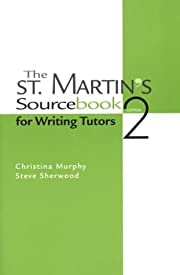 The St. Martin's Sourcebook for Writing…