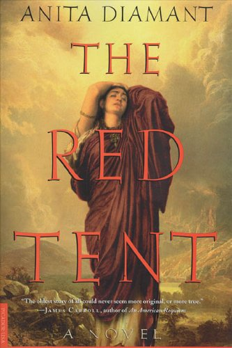 The Red Tent, Diamant, Anita