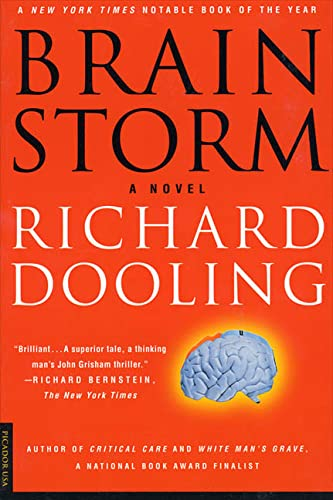 Brain Storm: A Novel, Dooling, Richard