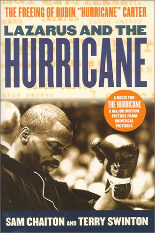Lazarus and the Hurricane written by Sam Chaiton and Terry Swinton