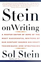 Stein On Writing: A Master Editor of Some of…