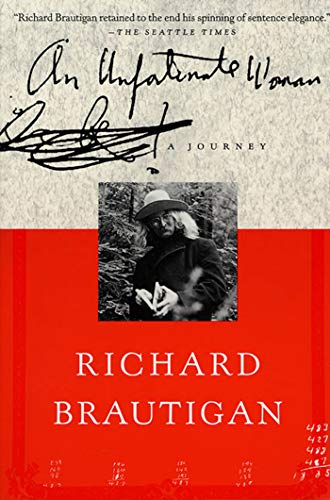 An Unfortunate Woman, Brautigan, Richard