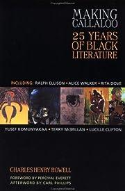 Making Callaloo : 25 years of Black…