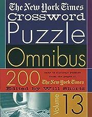 The New York Times Crossword Puzzle Omnibus…