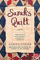 Sarah's Quilt: A Novel of Sarah Agnes…