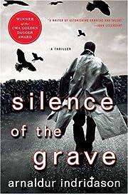 Silence of the Grave af Arnaldur Indridason