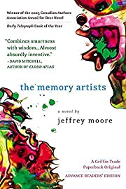 The Memory Artists de Jeffrey Moore