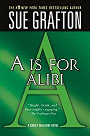A is for Alibi (Kinsey Millhone Alphabet…