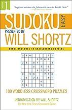 Sudoku Easy Presented by Will Shortz Volume…