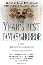 The Year's Best Fantasy and Horror…