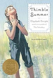 Thimble Summer – tekijä: Elizabeth…