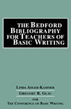 The Bedford Bibliography for Teachers of…