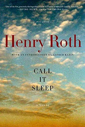 Call It Sleep, by Roth, Henry