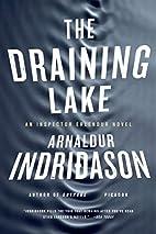 The Draining Lake by Arnaldur Indriðason