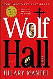 Wolf Hall door Hilary Mantel